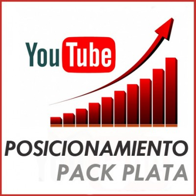 posicionar video youtube pack plata