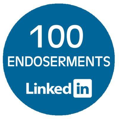 comprar-100-endoserments-linkedin