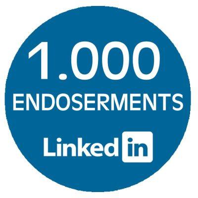 comprar-1000-endoserments-linkedin