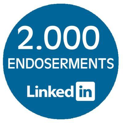 comprar-2000-endoserments-linkedin
