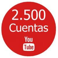 comprar-2500-cuentas-youtube