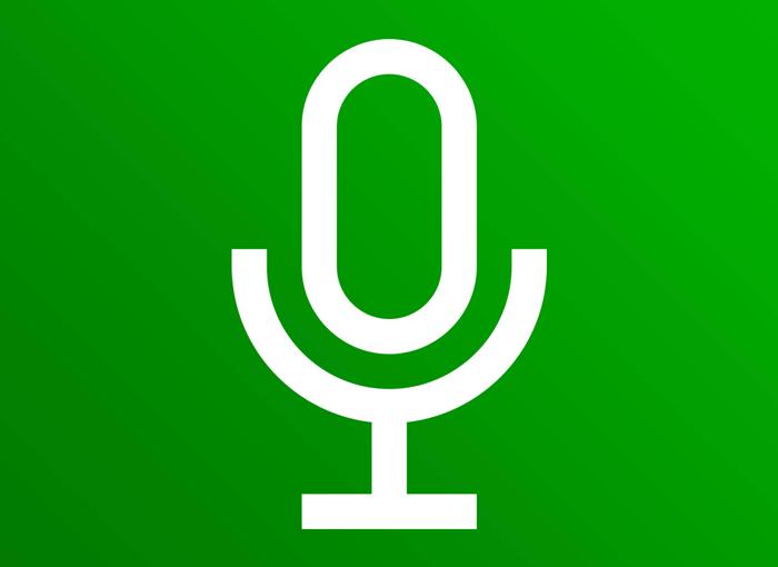 Cómo pasar notas de voz a mensaje de texto en WhatsApp