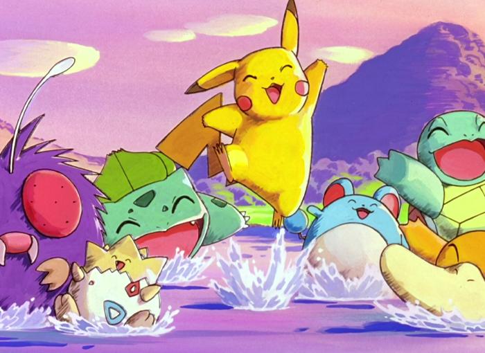 Cómo utilizar el filtro para saber qué Pokémon eres