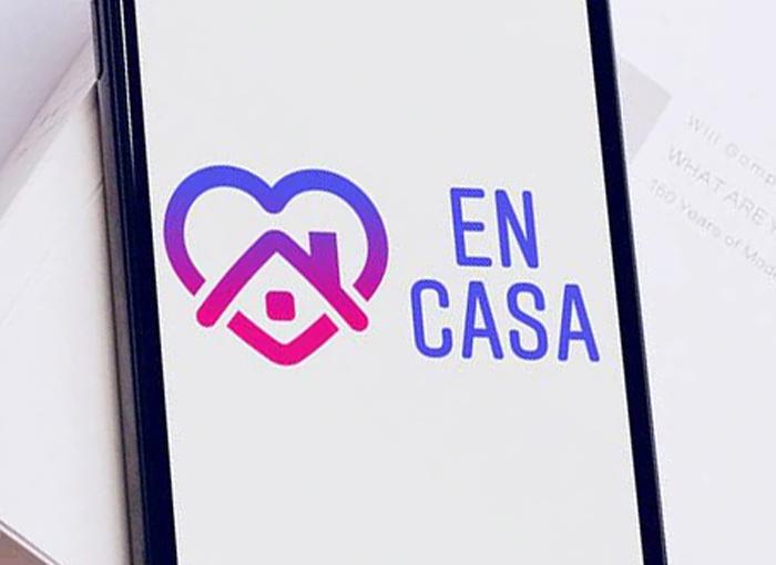 Cómo utilizar el sticker «En Casa» de Instagram