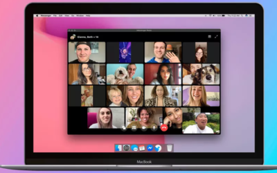 Cómo hacer videollamadas de hasta 50 personas en WhatsApp mediante Messenger Rooms