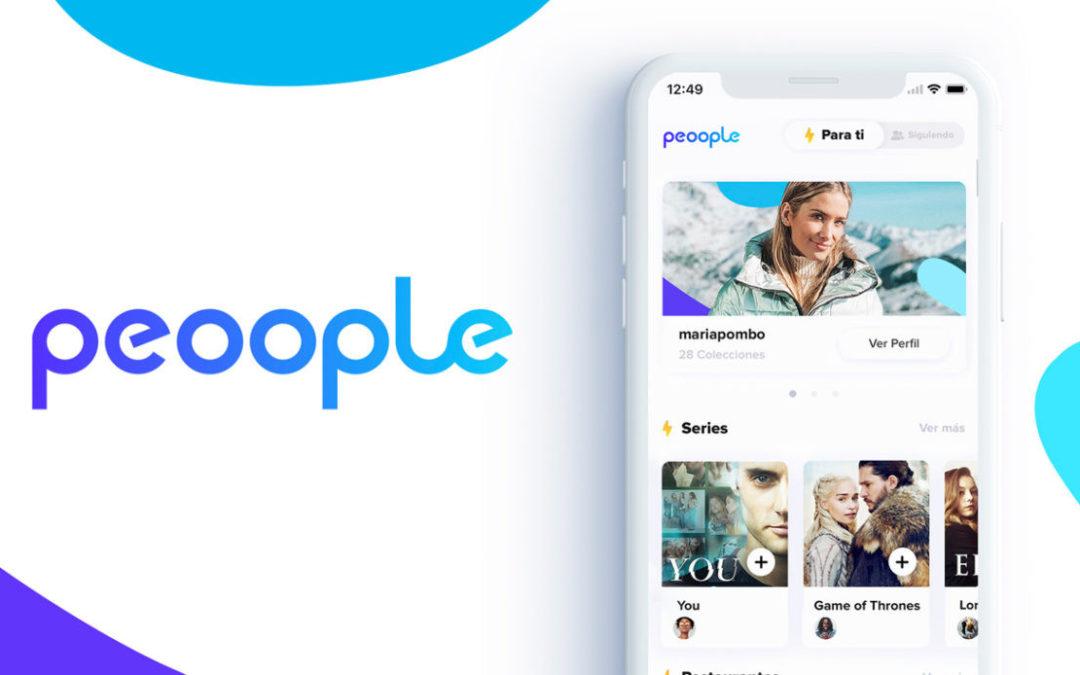Cómo funciona Peoople